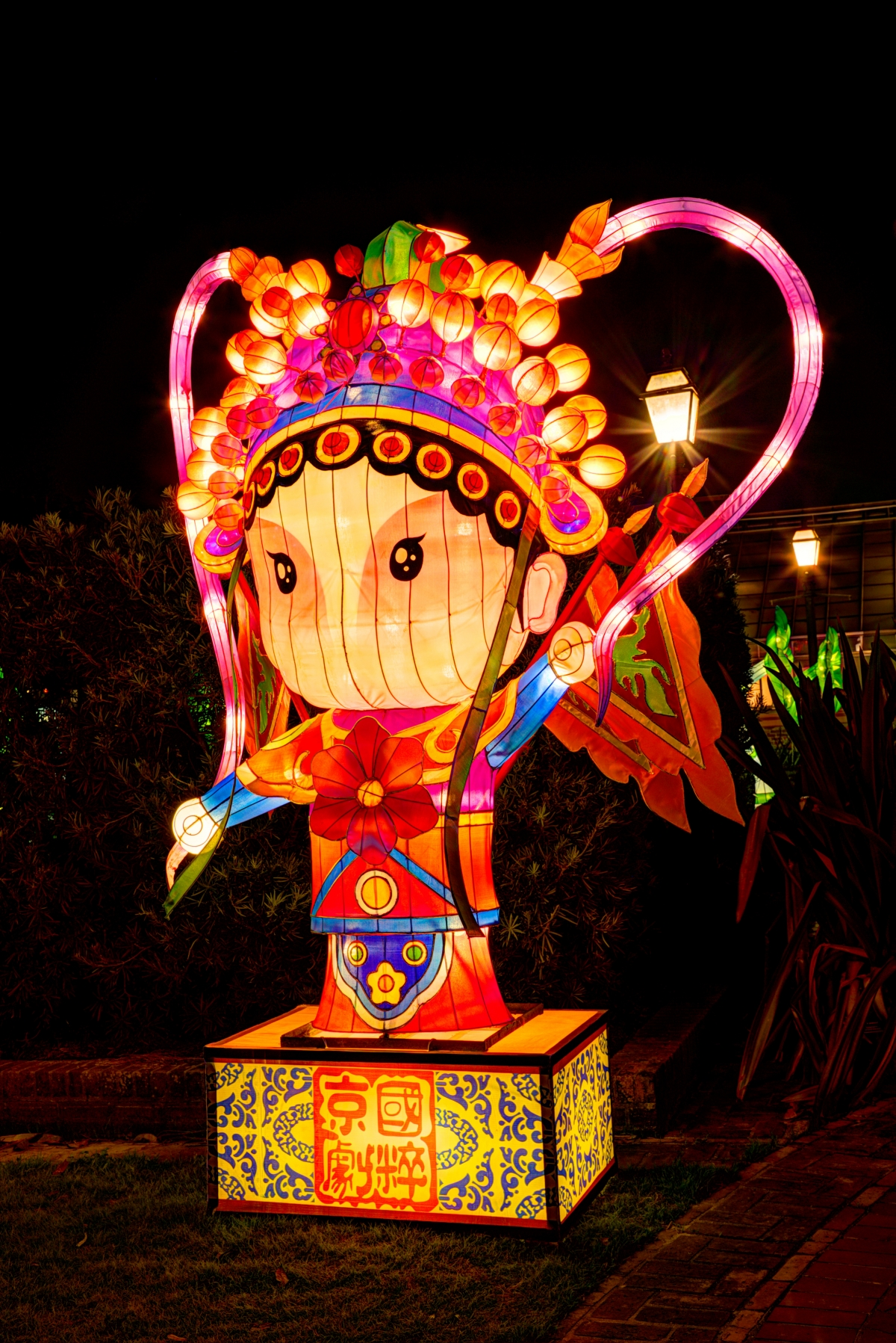 China Lights | New Orleans City Park
