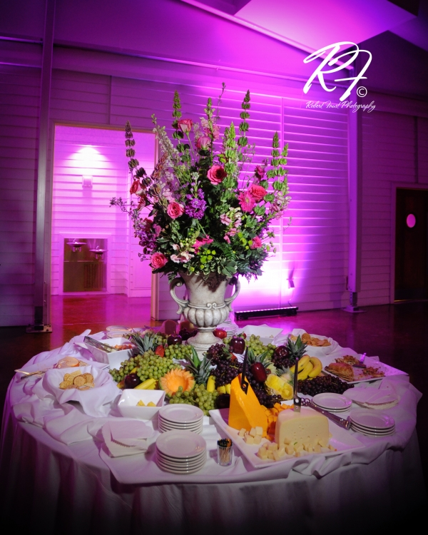 The talented staff at City Park will make your event magical.