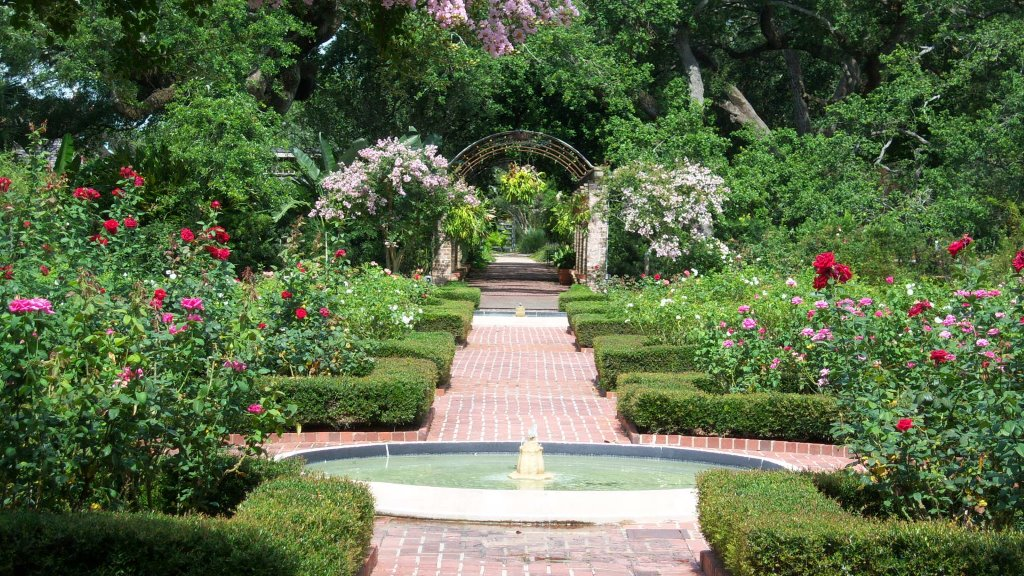 Botanical Garden Upcoming Events New Orleans City Park